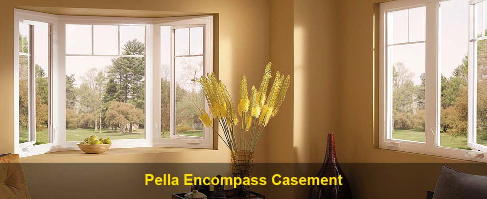 Commerce Township Casement Windows