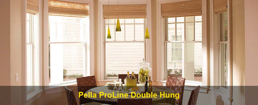 Waterford Pella Fiberglass Windows