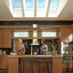 The No Leak skylight (Deck mounted skylight)
