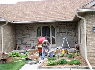 Detroit Stone Veneer Siding
